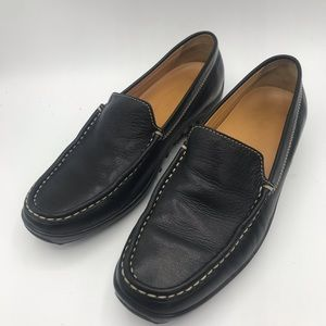 Tod's Black Loafers size 8.5